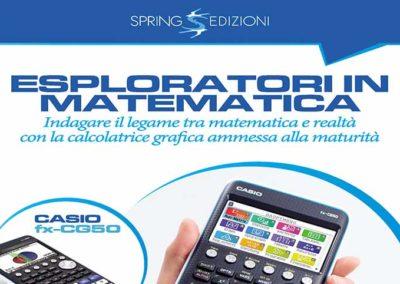 Esploratori in matematica – Libro gratuito. Paghi solo i costi di spedizione