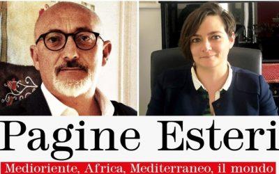 """""""Caserta guarda al mondo"""": Spring Edizioni lancia rivista Pagine Esteri"""
